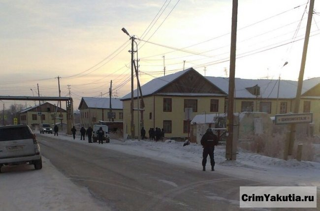 О спецоперации на ул.Билибина в Якутске