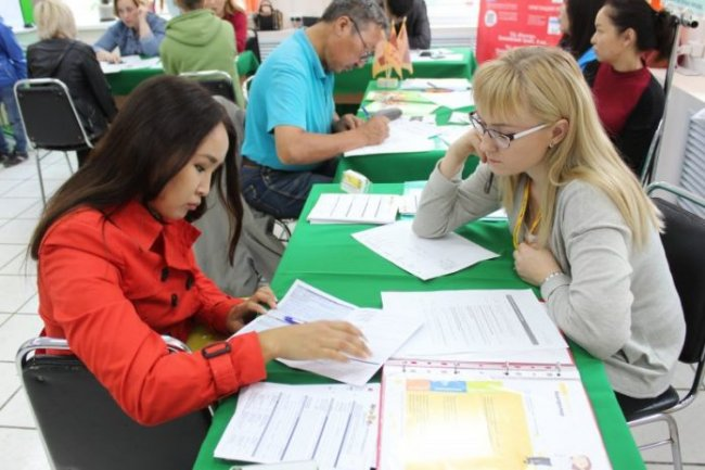 В Якутске прошла отраслевая мини-ярмарка вакансий