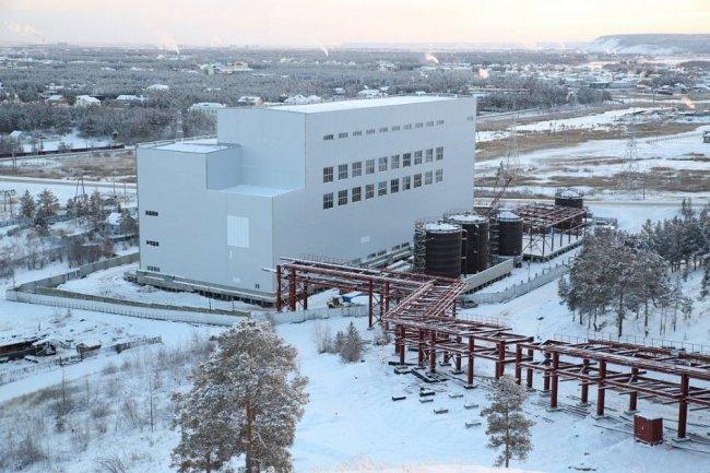 Одна из газотурбинных установок отключилась при испытаниях на Якутской ГРЭС-2