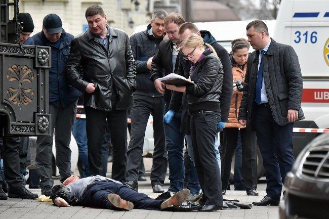 Кто стоял за убитым на Украине депутатом Госдумы Вороненковым?