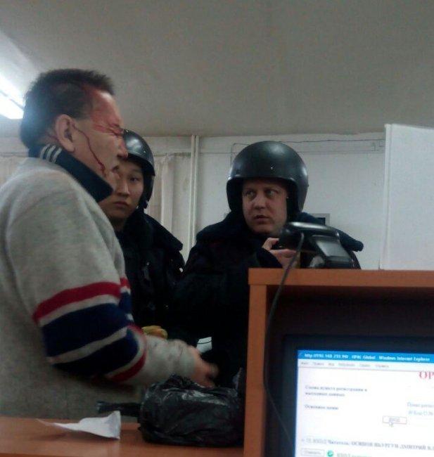Пострадавший в библиотеке Пушкина заявил, что стрельбы не было