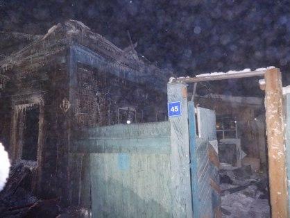 Пожар унес жизни двух человек в Жатае