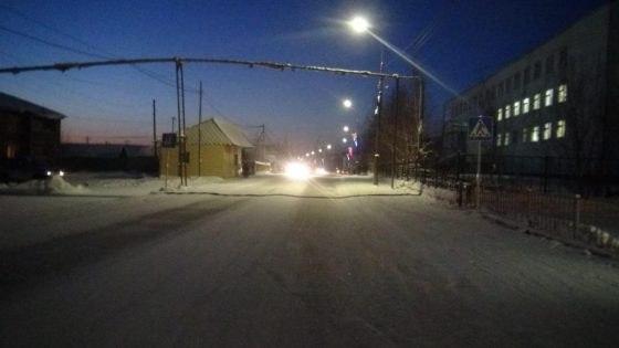В Олекминске водитель на «пешеходке» сбил ребенка и скрылся