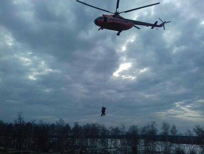 Служба спасения призвала охотников Якутии не подвергать свои жизни опасности