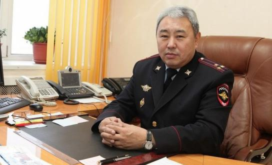 Глава УГИБДД Якутии Самсон Чупров покинул должность