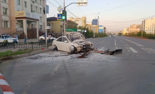 Состояние пострадавшего в ДТП на Кирова оценивают как стабильно тяжелое