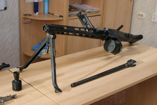 Нерюнгринец устроил в своей квартире оружейную мастерскую