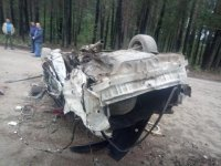 В Ленском районе в результате ДТП погиб молодой водитель